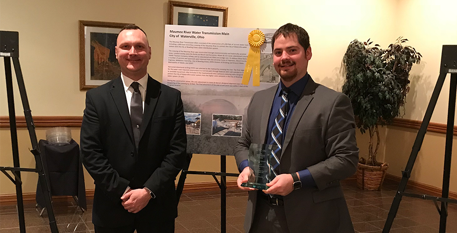 Jones & Henry Receives Two 2018 ACEC Engineering Excellence Awards