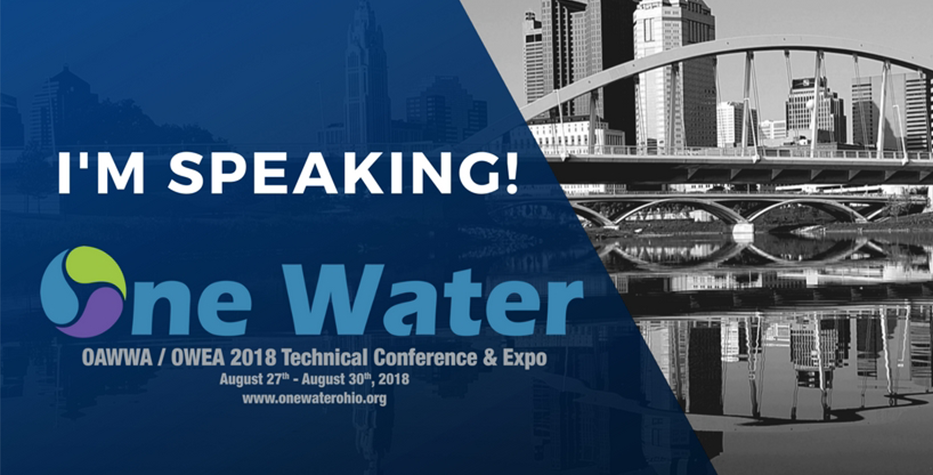 Brad Lowery & Gary Williams Selected to Present at One Water Technical Conference & Expo