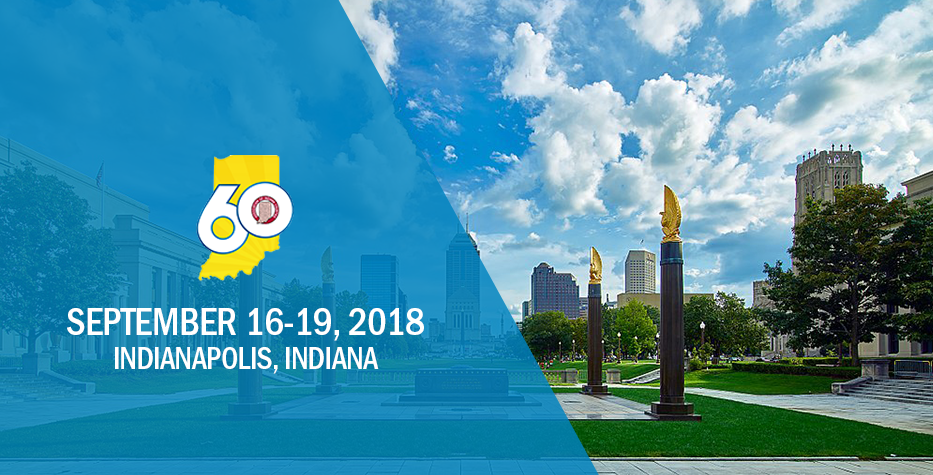 Association of Indiana Counties Annual Conference: September 16-19, 2018
