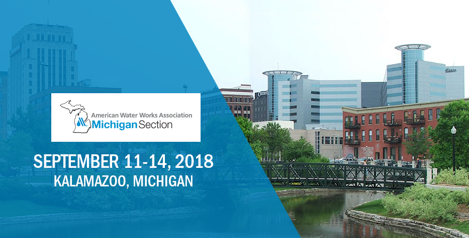 MI-AWWA Annual Conference: September 11-14, 2018